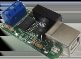 Плата интерфейсная USB