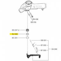Схема установки кольца EU 226