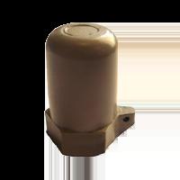 Колпачок крышки перепускн. (редукц.) клапана моноблока Adast P640.50