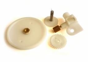 Комплект шестерён объемомера МА26, 901279