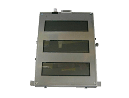 ЖК-индикатор EC2000-TS 6/6/5 трехстрочный, 140 621 695