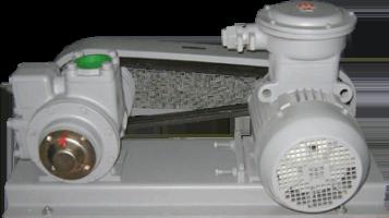 Насосный блок с двигателем YB-80