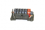 Суммарный счетчик (узел мостика) С116-400, АЗТ 3612