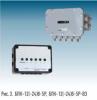 Блок питания-коммутации БПК-12(-24)В-5Р