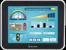 Экран облачного интерфейса 9.7″ Weintek cMT-iV5