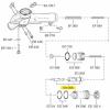 Схема установки толкателя для ZVA 2 (EA 058)