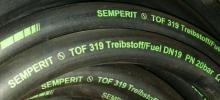 Рукав МБС TOF 319 Semperit 19мм (Чехия)